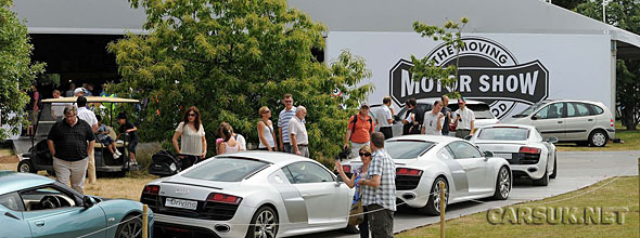 The Goodwood Moving Motor Show
