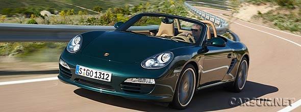 The Electric Porsche Boxster