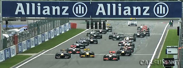 The Belgian Grand Prix 2010