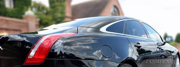 Jaguar XJ Review Part 2