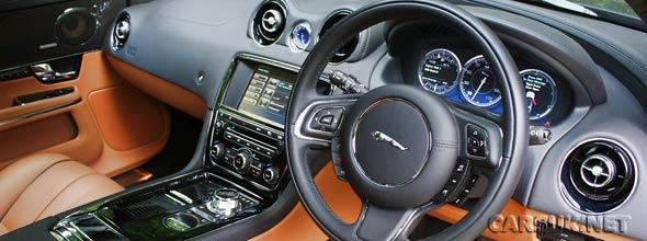 Jaguar XJ Review & Road Test Part 3