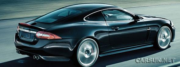The Jaguar XKR175