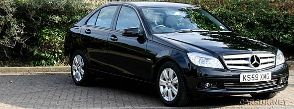 The Mercedes C180 CGI BlueEFFICIENCY Review & Road Test