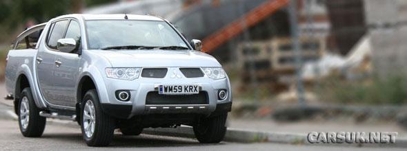 Mitsubishi L200 Barbarian Review & Road Test (2010)