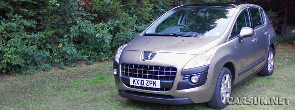 The Peugeot 3008 Review Road Test