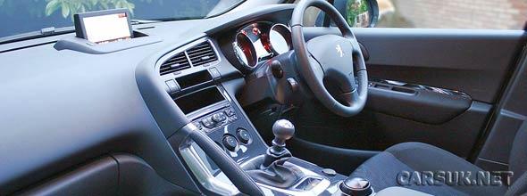 Peugeot 3008 Review & Road Test Part 2