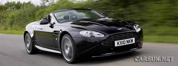 Aston Martin Vantage N420 Roadster