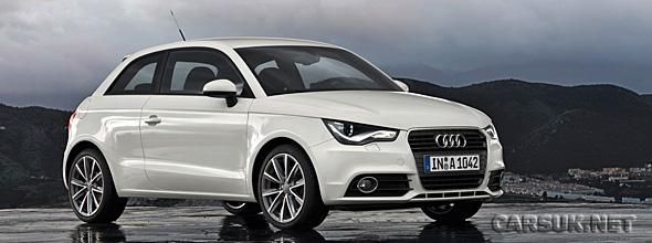 The Audi A1 1.4 TFSI
