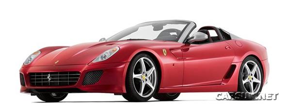 The Ferrari SA Aperta
