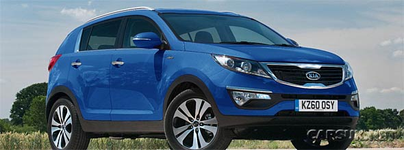 The Kia Sportage 2011 UK Price