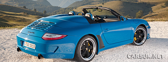 The Porsche 911 Speedster