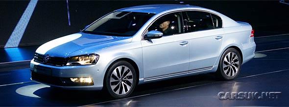 Volkswagen Passat 2011. 2011 Volkswagen Passat: Paris