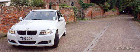 BMW 320d EfficientDynamics Review & Road Test (2010). Posted: 3:54 pm