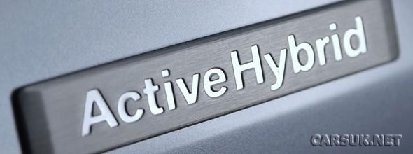 BMW PSA Hybrid-