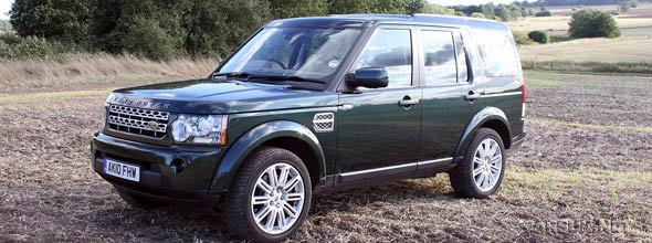 Land Rover Discovery 4 Hse. Land Rover Discovery 4 Review