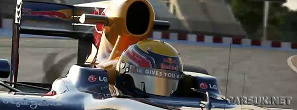 The F1 Korea CGI