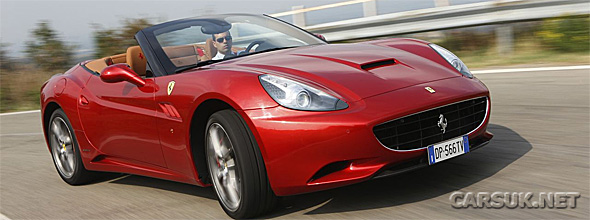 The Ferrari California HELE