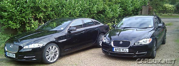 The Jaguar XJ Long Term Test Intro
