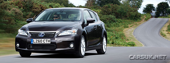 The Lexus CT 200h UK Price & Models