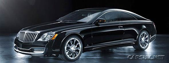 The Maybach 57S Coupe