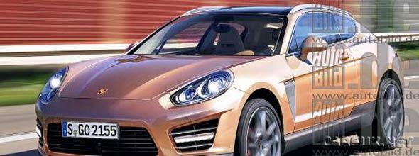 The Porsche Cajun Coupe Crossover