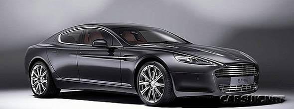 The Aston Martin Rapide Luxe