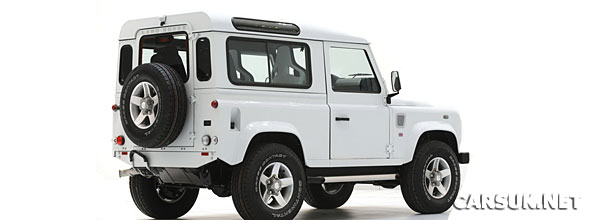 The Land Rover Defender 90 Yachting Edition by Startech
