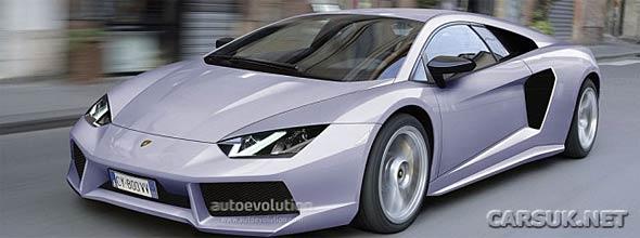 Lamborghini Aventador LP7004