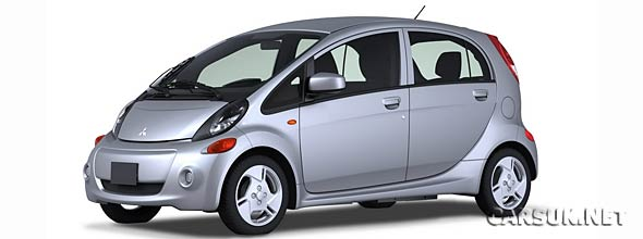 The Mitsubishi i-Miev US