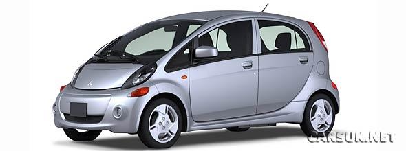The Mitsubishi i-Miev US