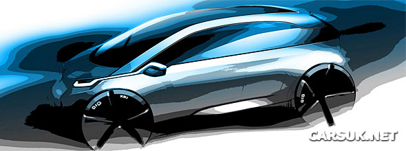 BMW MegaCity Project i