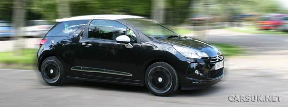 Citroen DS3 Fifth Gear Small Car of the Year