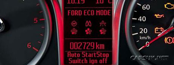 Ford Stop Start