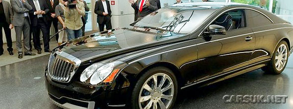 Maybach Cruiserio Coupe For Sale