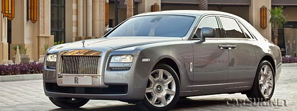 Rolls Royce Ghost LWB, DHC & Coupe planned