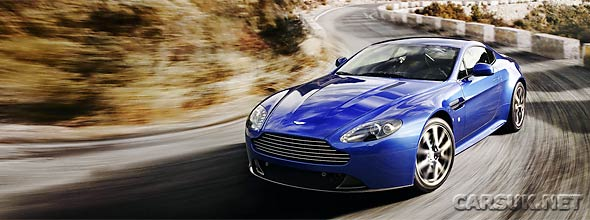 The Aston Martin V8 Vantage S