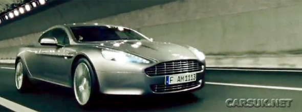 The Aston Martin Rapide Movie