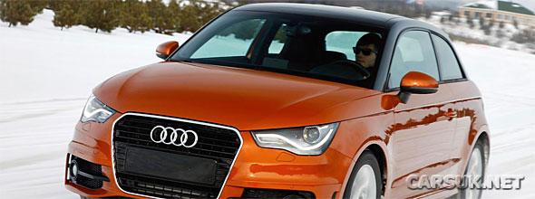 The Audi A1 quattro