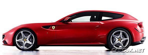 The Ferrari FF