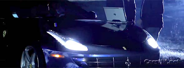 The Ferrari FF Video