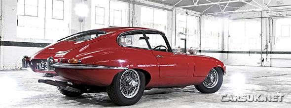 Jaguar E-Type 50th Birthday