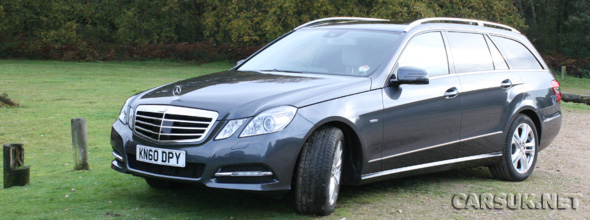 Mercedes E350 Cdi Estate Review Road Test 2010