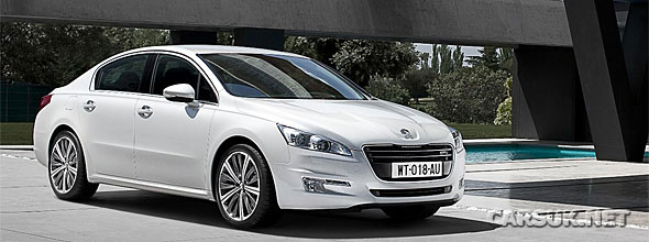 The Peugeot 508 Details & Price