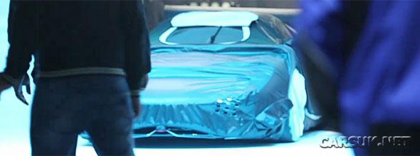 Porsche Detroit Supercar Tease