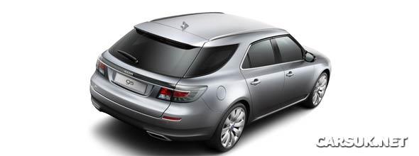 The 2011 Saab 9-5 SportCombi