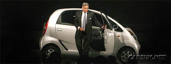 Tata Nano Sales