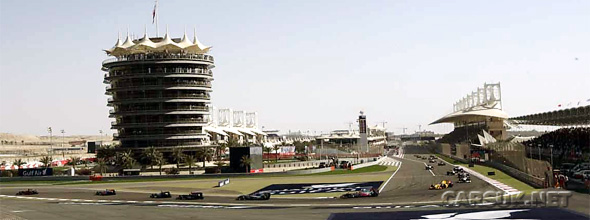 2011 Bahrain Grand Prix Cancelled