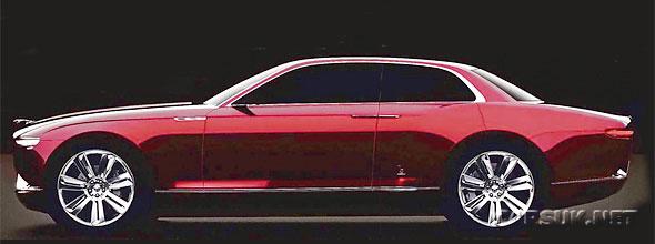 Jaguar Bertone B99