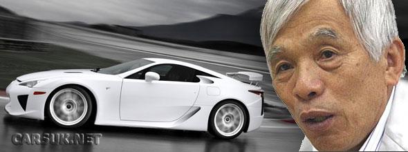 Hiromu Naruse & Lexus LFA