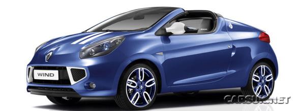 The Renault Wind Gordini